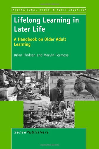 Lifelong Learning in Later Life A Handbook on Older Adult Learning N/A edition cover