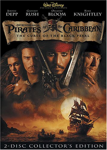 Pirates of the Caribbean: The Curse of the Black Pearl (Two-Disc Collector's Edition) System.Collections.Generic.List`1[System.String] artwork