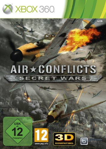 Air Conflicts: Secret Wars [German Version] by bitComposer Games Xbox 360 artwork