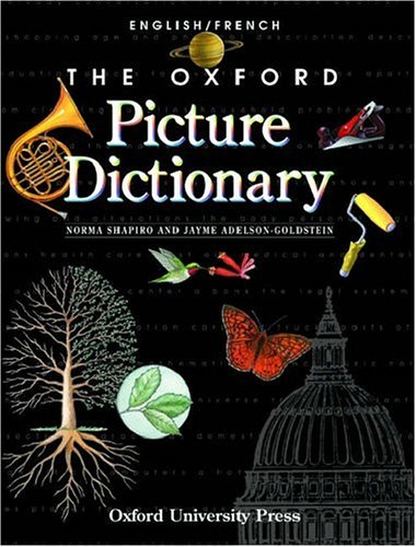 Oxford Picture Dictionary   2005 9780194398497 Front Cover