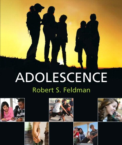 Adolescence (with MyVirtualTeen Student Access Code Card)   2008 9780205801497 Front Cover