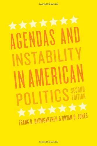 Agendas and Instability in American Politics  2nd 2009 edition cover