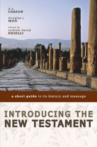 Introducing the New Testament A Short Guide to Its History and Message  2010 (Abridged) edition cover