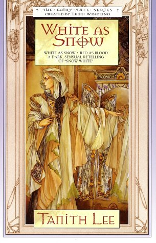 White as Snow  Revised edition cover