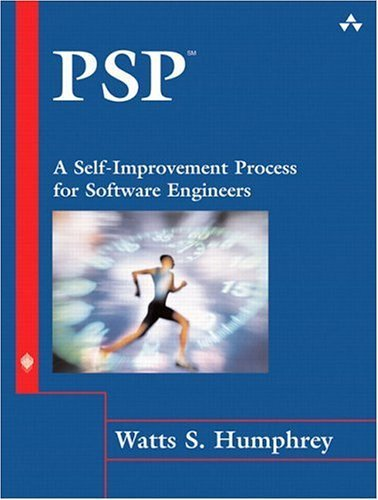 PSP A Self-Improvement Process for Software Engineers  2005 edition cover