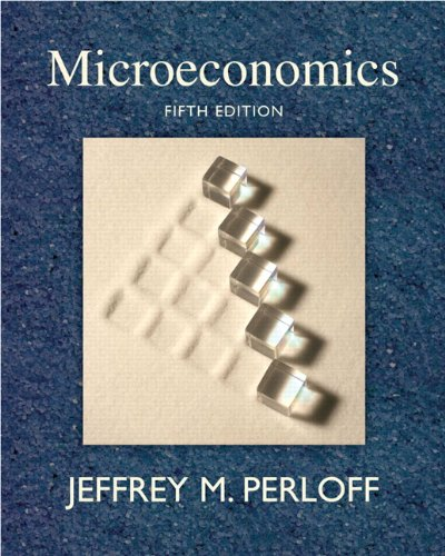 Microeconomics Theory and Applications with Calculus 5th 2009 edition cover