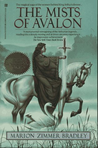 Mists of Avalon   2001 (Reprint) edition cover