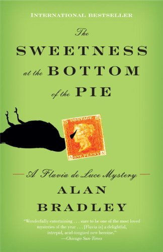 Sweetness at the Bottom of the Pie   2010 edition cover