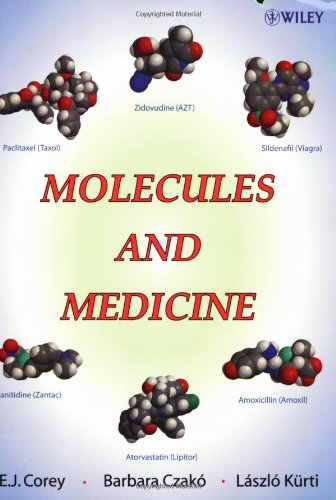 Molecules and Medicine   2007 edition cover