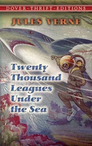Twenty Thousand Leagues under the Sea   2006 edition cover