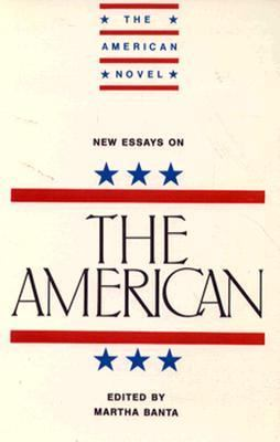 New Essays on the American   1987 9780521314497 Front Cover