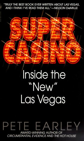 Super Casino Inside the New Las Vegas  2001 edition cover