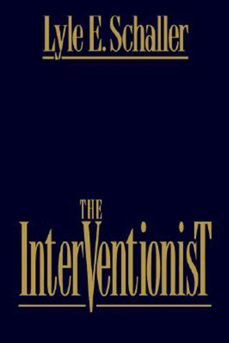 Interventionist  N/A edition cover