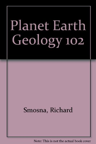 Manual for Planet Earth Laboratory Geology 102 4th (Revised) 9780757571497 Front Cover