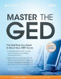 Master the GED Test All New Content for the 2014 GED Test 28th edition cover