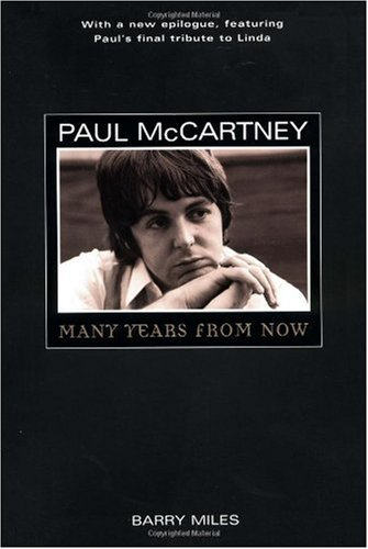 Paul McCartney Many Years from Now  1998 edition cover
