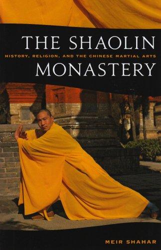 Shaolin Monastery   2008 edition cover
