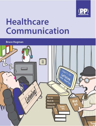 Healthcare Communication   2009 edition cover