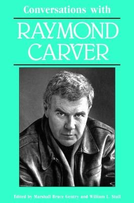 Conversations with Raymond Carver  N/A 9780878054497 Front Cover