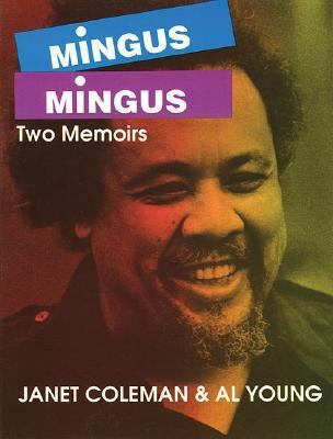 Mingus - Mingus Two Memoirs Reprint  9780879101497 Front Cover