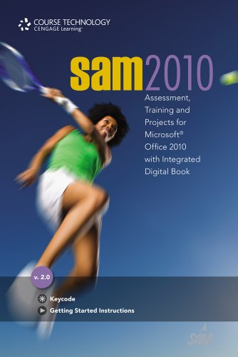 Sam 2010 Assessment, Training, and Projects with Mindtap Reader for Microsoft Office 2010 N/A edition cover