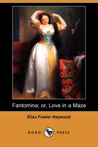 Fantomina or Love in a Maze:   2008 edition cover