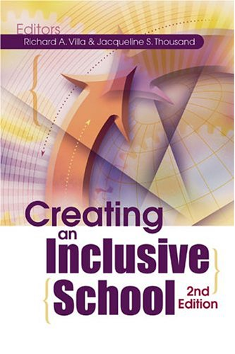Creating an Inclusive School, 2nd Ed  2nd 2005 edition cover
