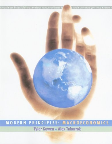 Modern Principles - Macroeconomics  N/A edition cover