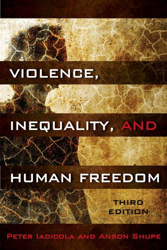 Violence, Inequality, and Human Freedom  3rd 2012 edition cover