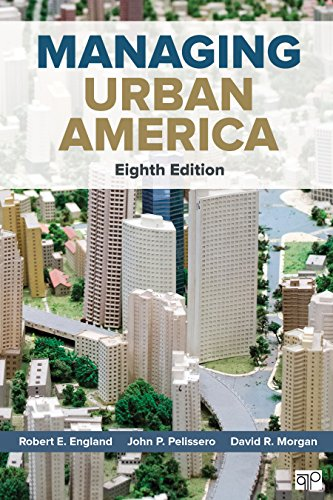 Managing Urban America  8th 2017 (Revised) 9781506310497 Front Cover