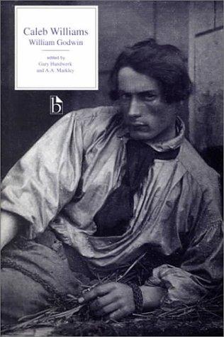 Caleb Williams   2000 edition cover