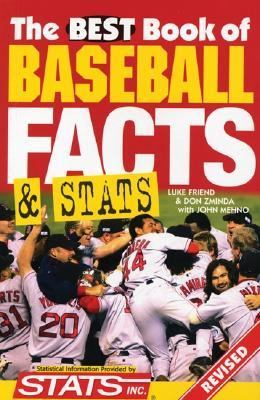 Best Book of Baseball Facts and Stats   2005 (Revised) 9781554070497 Front Cover