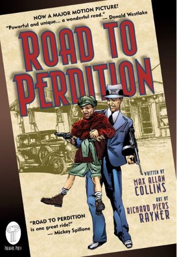 Road to Perdition  Revised  edition cover