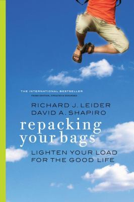 Repacking Your Bags Lighten Your Load for the Good Life 3rd 2012 edition cover