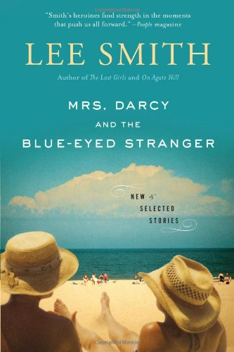 Mrs. Darcy and the Blue-Eyed Stranger  N/A 9781616200497 Front Cover