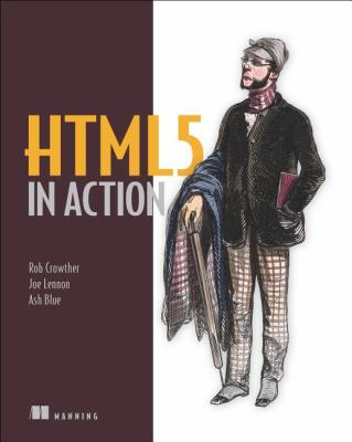 HTML5 in Action   2012 edition cover