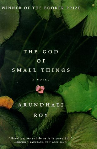 God of Small Things   1997 edition cover