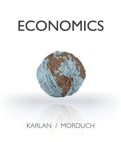 Economics:   2013 9780073511498 Front Cover