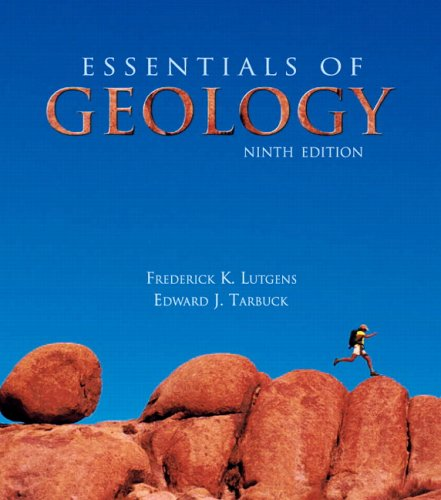Essentials of Geology  9th 2006 (Revised) edition cover