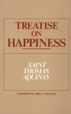 Treatise on Happiness   1983 9780268018498 Front Cover