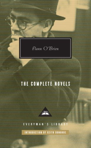 Complete Novels of Flann O'Brien   2007 edition cover