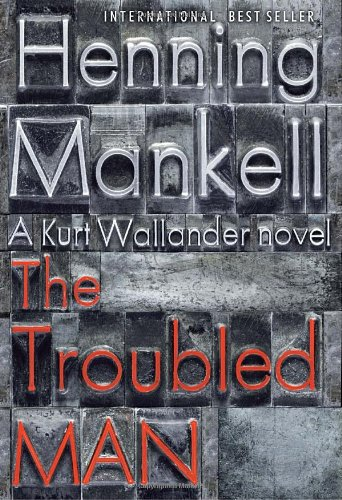 Troubled Man   2011 edition cover