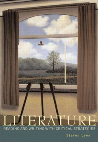 Literature Reading and Writing with Critical Strategies  2004 edition cover