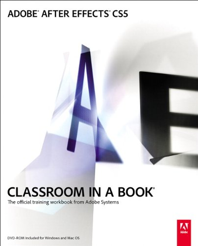 Adobe after Effects CS5   2010 edition cover
