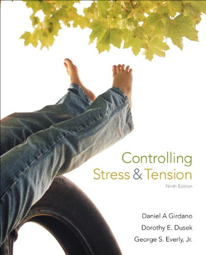 Controlling Stress and Tension  9th 2013 (Revised) edition cover