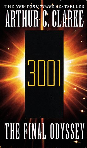 3001 The Final Odyssey  1997 edition cover