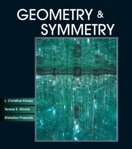 Geometry and Symmetry   2010 edition cover