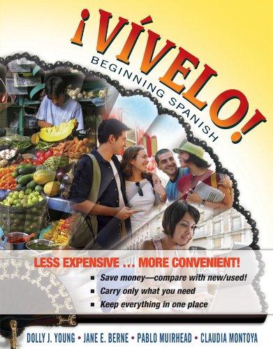 �V�velo! Beginning Spanish   2011 edition cover