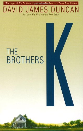 Brothers K   1992 (Reprint) 9780553378498 Front Cover