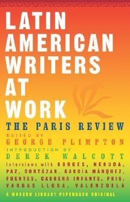 Latin American Writers at Work   2003 edition cover
